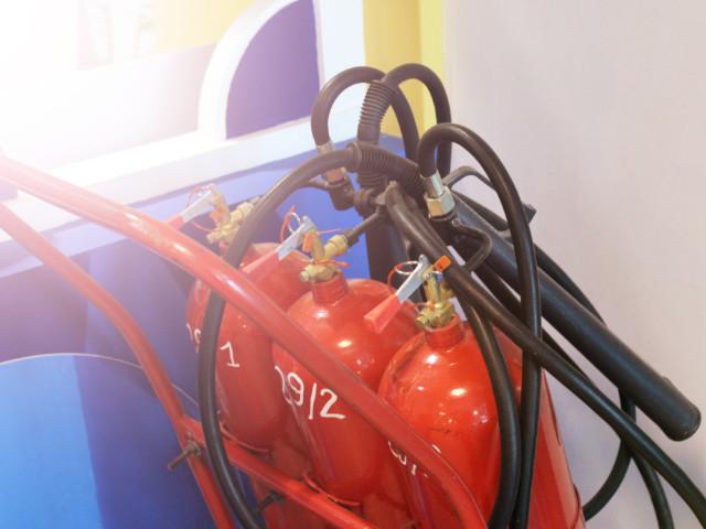Extintor Móvil